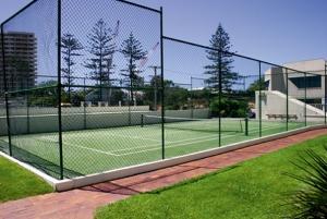 Beachcomber Resort tennis