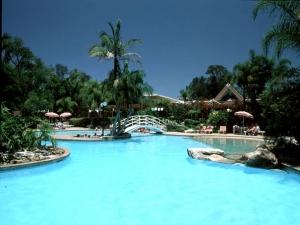 Boambee Bay Resort swimming pool