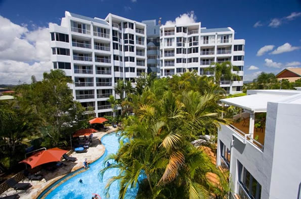 Mariner Shores Resorts QLD